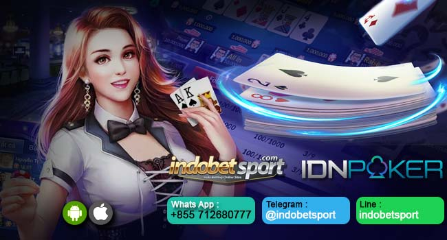 Deposit IDN Poker 99 10Rb Pulsa