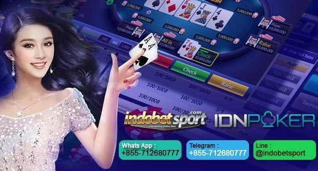 Agen Resmi IDN Poker 99 Indonesia